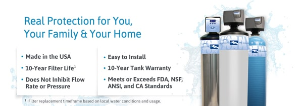 Install Clean Water Filtration Systems in Your Home or Business