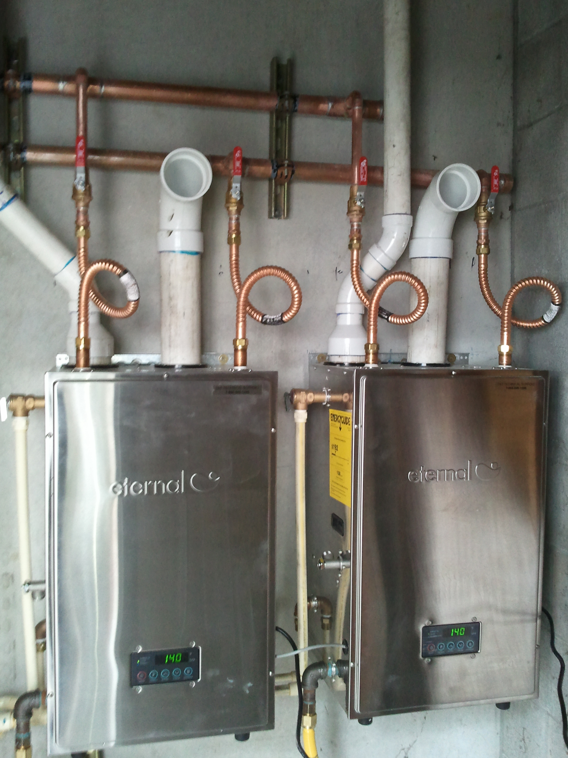 Tankless Water Heaters Tacoma Amp Federal Way Wa Hunt S